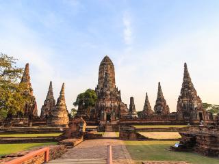 Historic City of Ayutthaya - Thailand