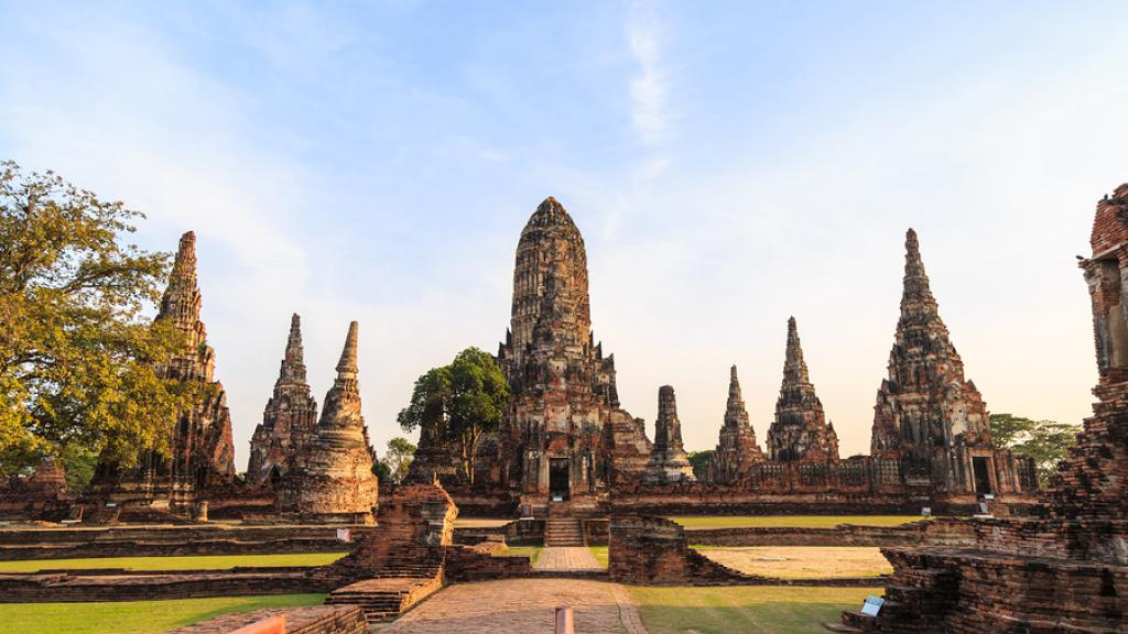 Historic City of Ayutthaya - Thailand