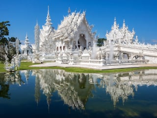 Thailand - Generic - White Temple [HD]