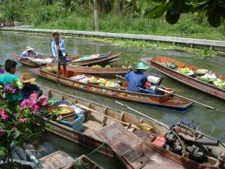 Floating Market Stall