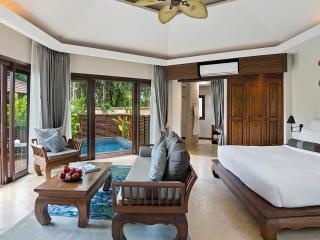 Plunge Pool Suite Interior