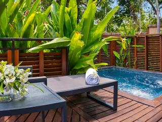 Plunge Pool Suite Outdoor Area
