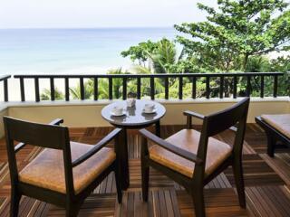 Sea View Deluxe Room Balcony