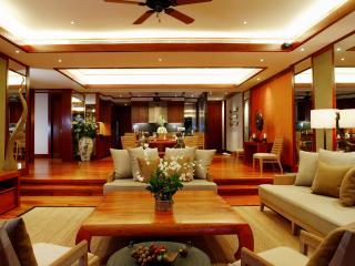 Terrace Suite - Living Room