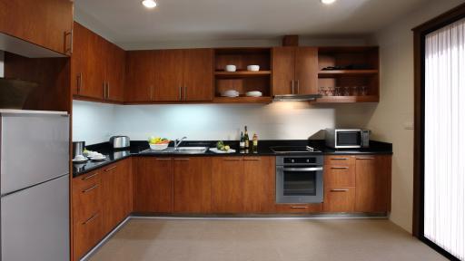 2 Bedroom Villa Kitchen