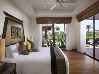 4 Bedroom Villa Bedroom