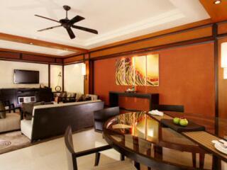 Deluxe two bedroom villa