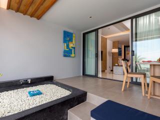 Luxury Beachfront Suite