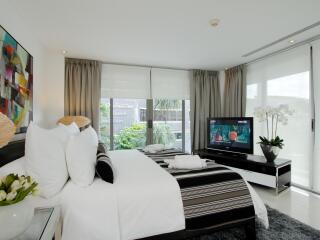 2 Bedroom Grand Deluxe - Bedroom