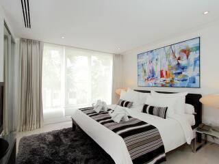 2 Bedroom Penthouse - Bedroom