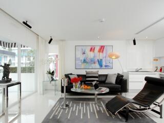 Deluxe Suite - Interior