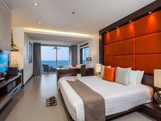 Sea View Jacuzzi Junior Suite