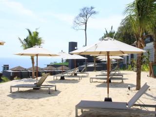 Artificial Sand Beach