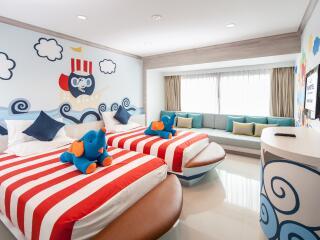 Family Suite - Kids Bedroom