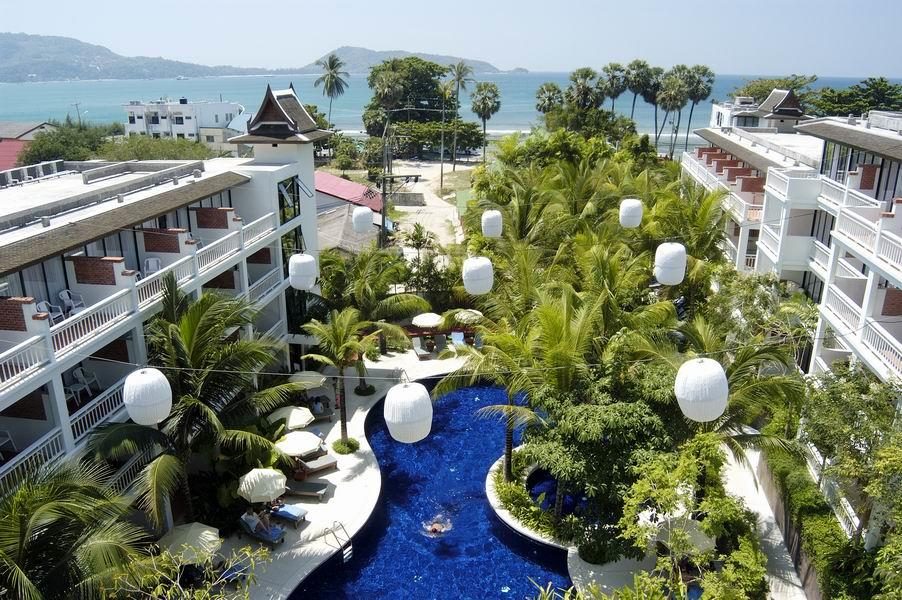 Patong Beach Hotel Reviews