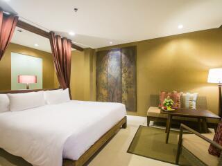 Deluxe Room - Bed