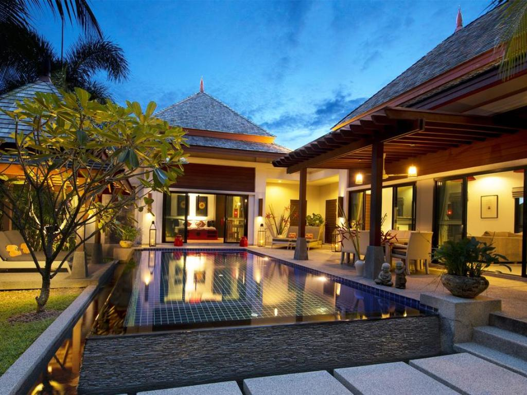 Honeymoon Private Pool Villa