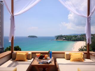 Seaview Pool Villa Balcony