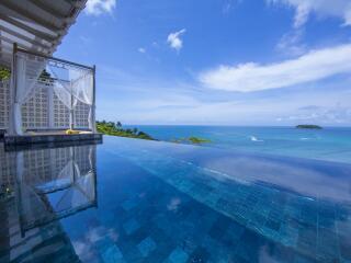 Seaview Pool Villa View