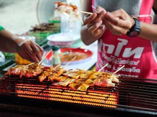 Street Food, Food, Thailand, Bangkok