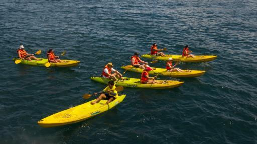 Angthong National Park Snorkelling & Kayaking Tour