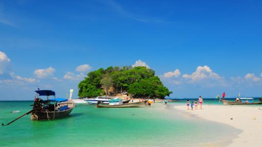 4 Islands by Speedboat