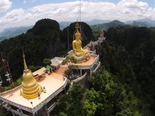 Tiger Temple - Eric Hanscom / Thai-West Resort