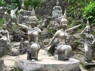 Buddha's Magic Garden Koh Samui