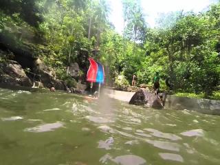 Jungle Waterslide Koh Samui
