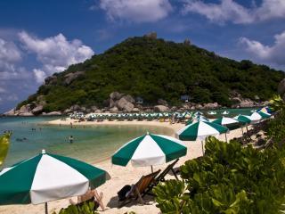 Koh Tao & Nang Yuan - Beach