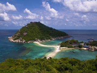 Koh Tao & Nang Yuan Islands