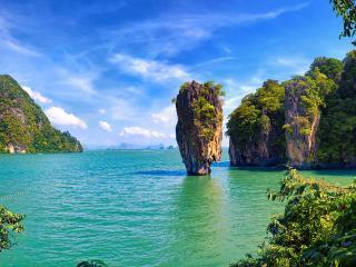 Phang-Nga Bay Tour by Speedboat