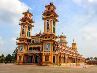 Vietnam_Cao Dai Temple Da Nang