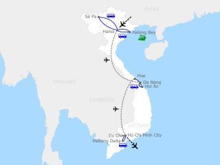 Vietnam Tour package[HD]