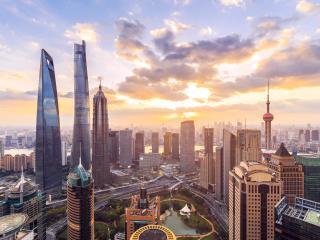 China_Shanghai Lujiazui