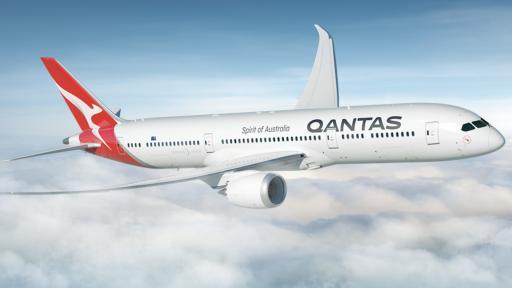 Qantas-Dreamliner