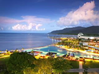Cairns Esplanade at Night