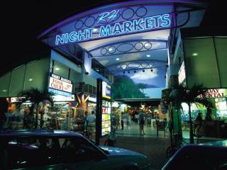 Night Markets Cairns