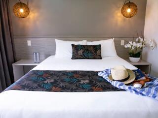 Beachfront Coral Resort Room