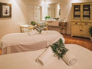 Couples Spa Treatment room