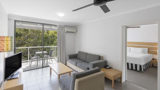 1 Bedroom Garden View