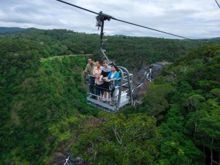 Canopy Glider Barron Falls