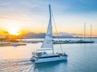 Spirit Of Cairns Dinner & Harbour Cruise