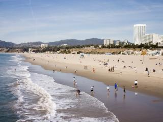 Santa Monica Beach, Los Angeles