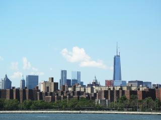 Lower East Side in Manhattan