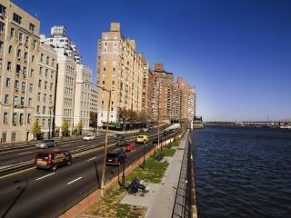 Upper East Side River