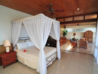 1 Bedroom Oceanfront Villa Bedroom