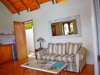 1 Bedroom Oceanfront Villa with Pool Interior