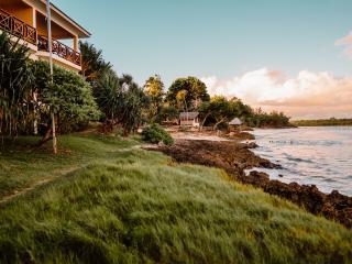 Luxury Oceanfront Suite