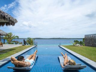 Deluxe Waterfront Villa